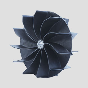 "13"" Backward Inclined Impeller - Insert Molded"