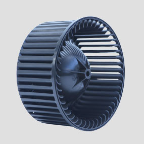 Automotive HVAC Blower Wheel