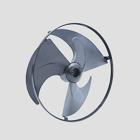 "Commercial HVAC (PTAC) 13"" Slinger Ring Fan - Insert Molded"