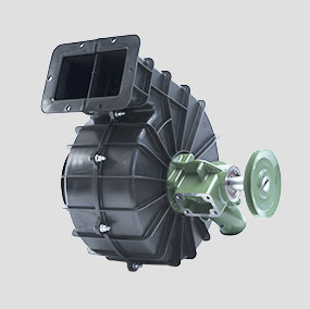 Vacuum Fan Assembly for Ag Application